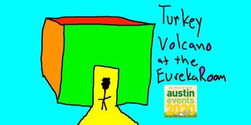 Turkey Volcano Thanksgiving