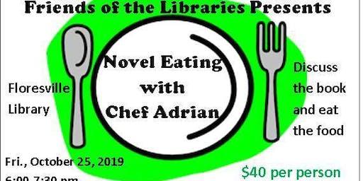 Novel Eating October 25, 2019