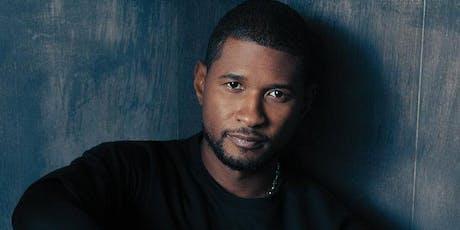 Diary of an R&B Legend: Usher tickets