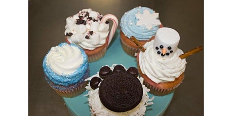 Kid's Class- Winter Cupcake Decorating (12-30-2019 starts at 4:00 PM) tickets