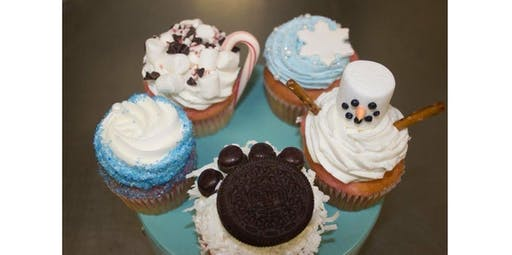 Kid's Class- Winter Cupcake Decorating (2019-12-30 starts at 4:00 PM)