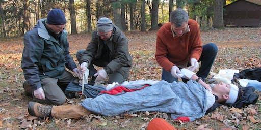 Wilderness First Aid Training