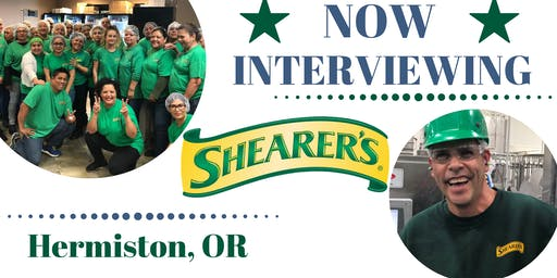 Interview Sessions - Hermiston, OR