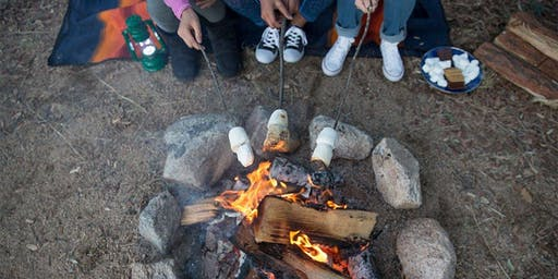 Girls Scouts - Songs and Smore's