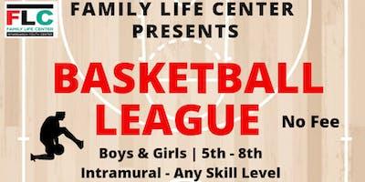 Family Life Center Basketball League