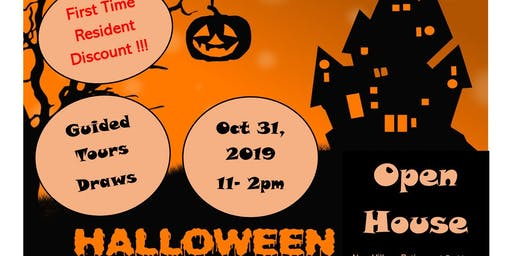 New Village Retirement Residence Halloween Open House