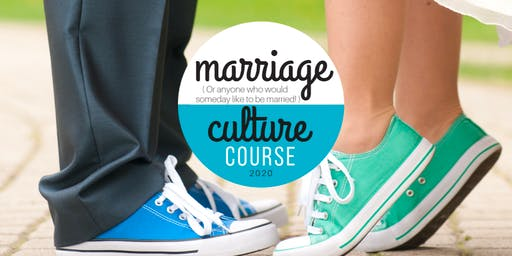 The Marriage Culture Course 2020