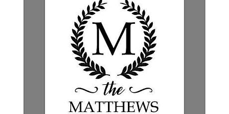 Matthews Gathering tickets