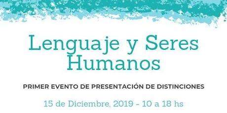 Lenguaje y Seres Humanos entradas