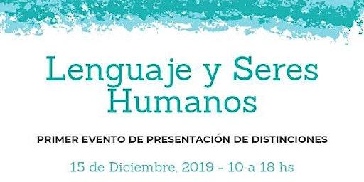 Lenguaje y Seres Humanos
