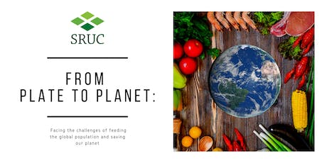 From Plate to Planet: Facing the challenges of feeding the world tickets