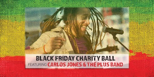 Black Friday Charity Ball featuring Carlos Jones & The PLUS Band