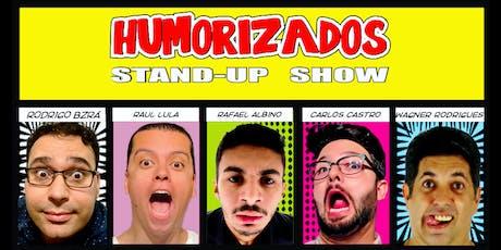 Humorizados Stand Up Show ingressos