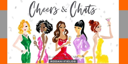 Rodan+Fields Cheers and Chats