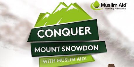 City University of London Somali Society Snowdon Challenge tickets