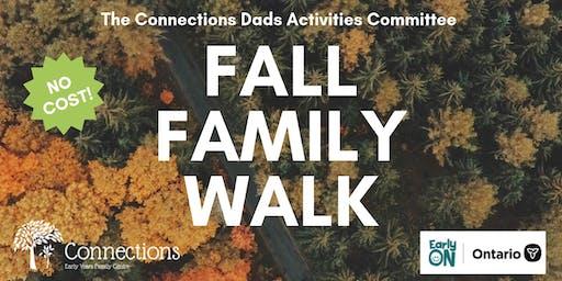 Fall Family Walk