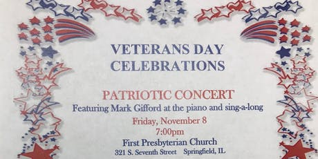 Patriotic Concert tickets