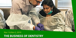 The Business Of Dentistry: Excellence In Patient Care...