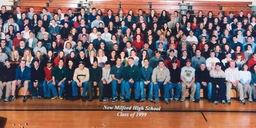 New Milford High School  Class of 1999 - 20 Year Reunion