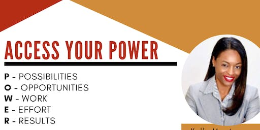 Access Your Power With Kelly Montague
