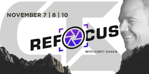 REFOCUS | Changing the Atmosphere Conference 2019