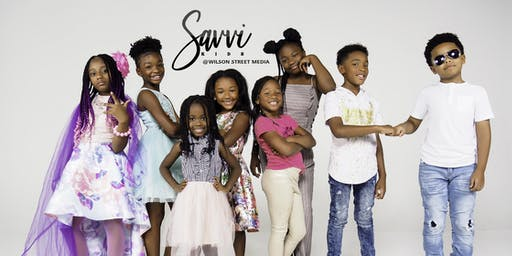 Savvi Kids Magazine Release Party and Fashion Show