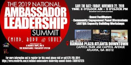 National Ambassadors Leadership Summit tickets