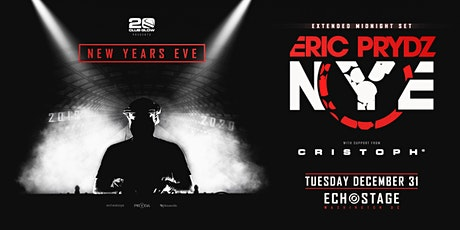 NYE feat. Eric Prydz (Extended Set) tickets
