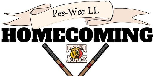 Home Coming Dance for Pee-Wee LL