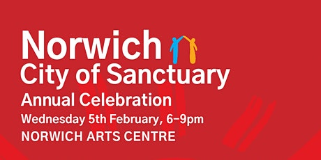 Norwich City of Sanctuary Annual Celebration tickets