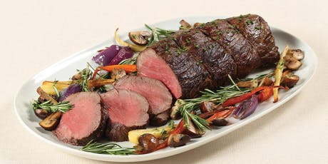 Gourmet Holiday Meal Cooking Class tickets
