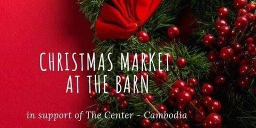 Christmas Market at the Barn - Artists & Crafters for Cambodia