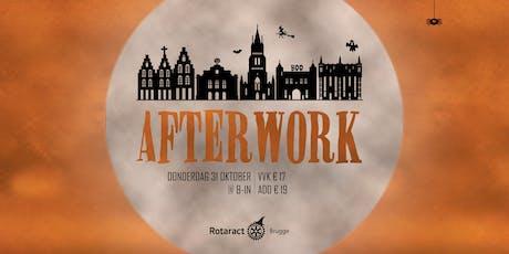 Afterwork Rotaract Brugge 2019 tickets