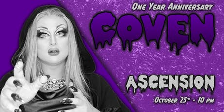 Ascension - COVEN Drag Show tickets