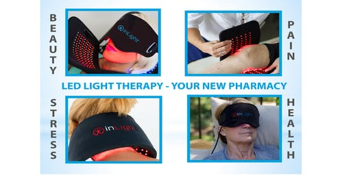 LED Light Therapy - Your New All Natural Pharmacy!