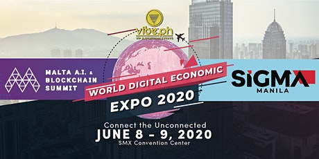 World Digital Economic EXPO2020 tickets