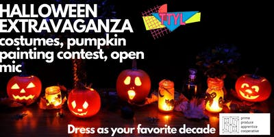 event image HALLOWEEN EXTRAVAGANZA provided by TTYL