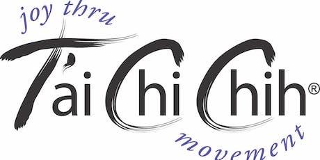 T'ai Chi Chih FREE Intro tickets