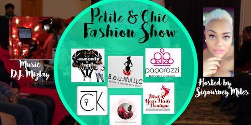 Petite & Chic Fashion Show