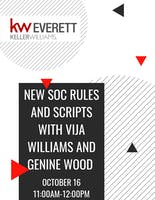 New SOC Rules & Scripts