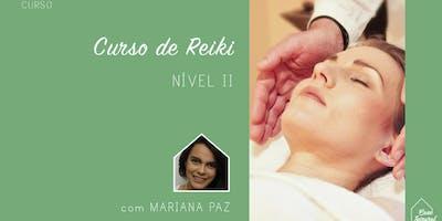 Curso de Reiki - Nível II