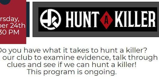 Hunt A Killer Club