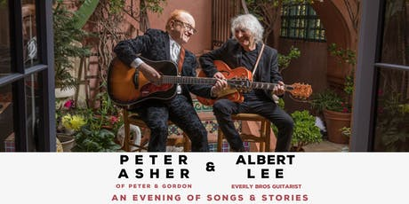 Peter Asher & Albert Lee tickets