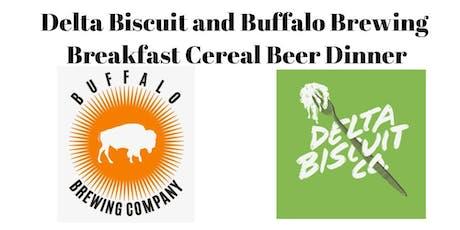 Delta Biscuit Breakfast Cereal Dinner Pairing tickets