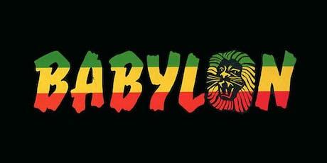 Portie Film Festival - Babylon tickets