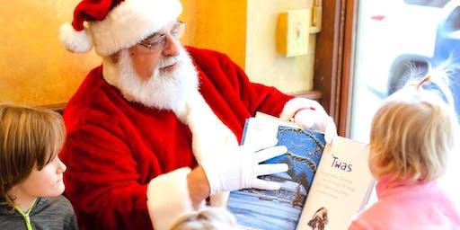 Storytelling with Santa