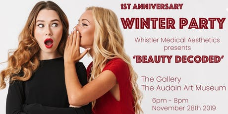 Beauty Decoded Whistler tickets