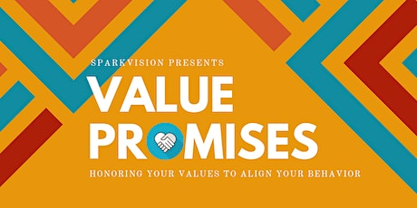 Value Promises Mini-Retreat - September 19th 2020  tickets