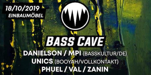 Bass Cave #13 w/ Danielson & MPI (BASSKULTUR/DE)