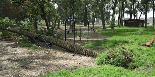 Ogallala Tree Board Training